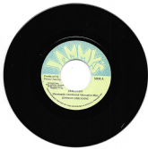 Johnny Osbourne - Jahovah (Alternative Mix) / Dub (Jammy's) 7""